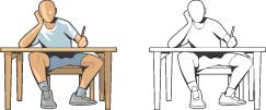 virtual-student-sitting