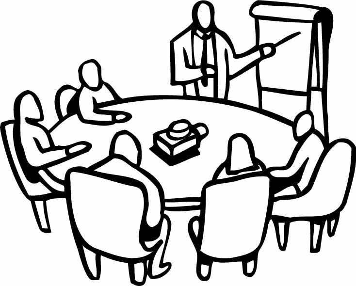 conference room clipart free - photo #20