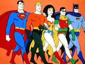 superfriends Sat morn cartoons