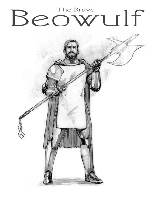 Beowulf and the monomyth