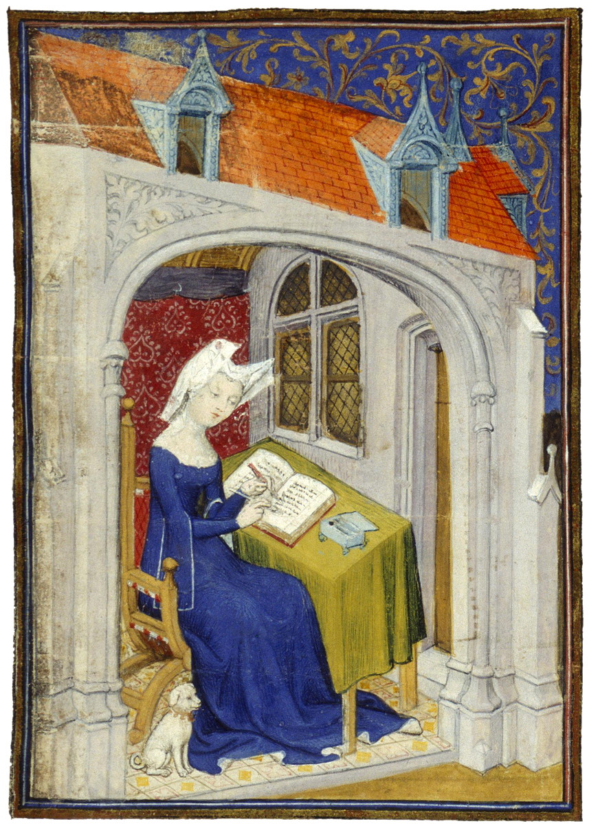 essays on christine de pizan Christine de pizan's the book of the city of ladies in six pages this landmark fifteenth century feminist text is analyzed in terms of how.