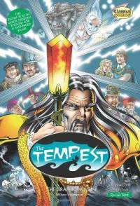 tempest-graphic-novel-quick-text-jon-haward-paperback-cover-art