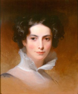 Rebecca_Gratz by Thomas Sully 1831 model for Ivanhoe Scott WC pd