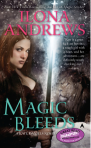 Ilona Andrews Magic Bleeds