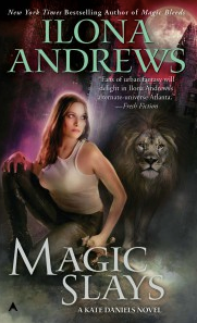 Ilona Andrews Magic Slays
