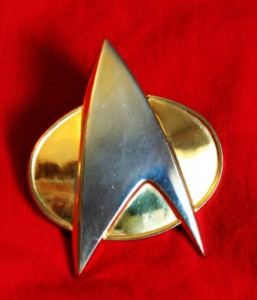 TNG_combadge Star trek for boldy go class poster by Kjp993 WC CC3